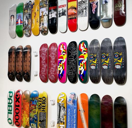 Supreme Skateboards
