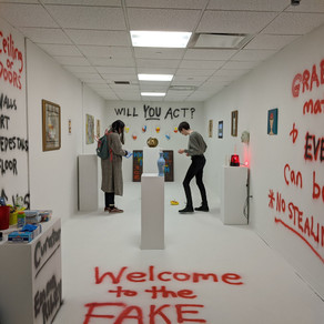 FAKE Gallery: First Day