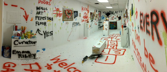 FAKE Gallery Panorama