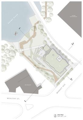 Studio 4 Site Plan