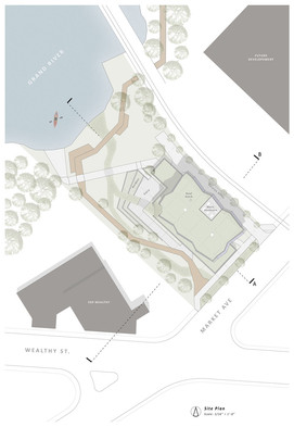 Studio 4 Site Plan