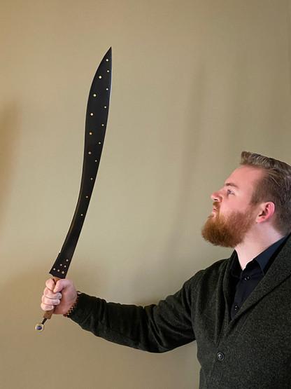 Examining the Blade