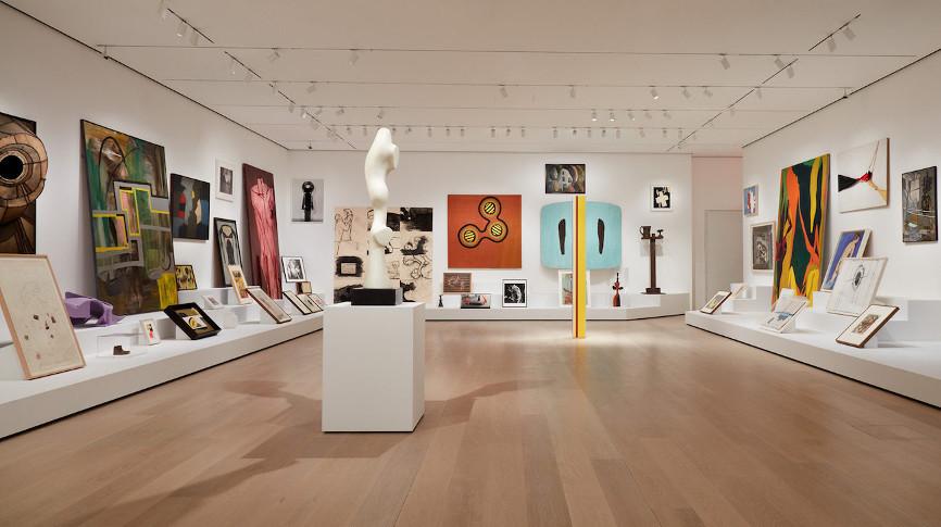 """Artist's Choice: Amy Sillman's """"The Shape of Shape"""""""