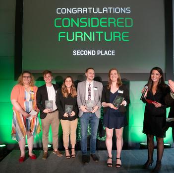 Wege Prize 2019 - Second Place
