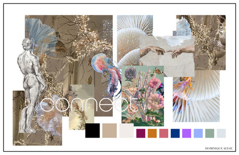 Connect SS2020 Mood Board