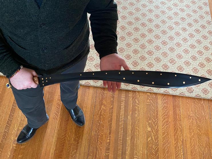 Sword in Hands