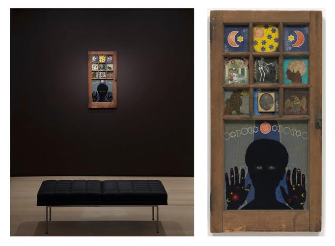 "Betye Saar and the Legend of ""Black Girl's Window"""