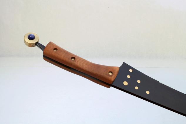 Sword Handle Angled