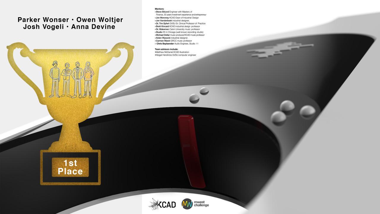 Wonser MWest 1st place