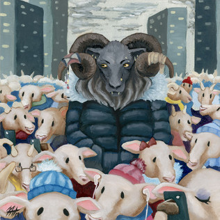 The New Sheep in Town