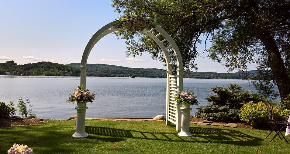 the dancing sail, banquet room, newport, Vermont, Lake Memphremagog, Weddings, The Eastside