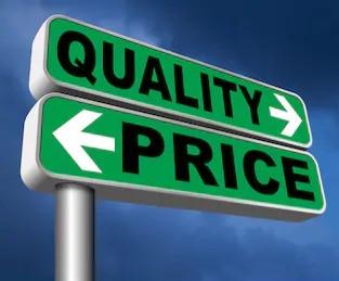 Cheaper Isn't Always Better