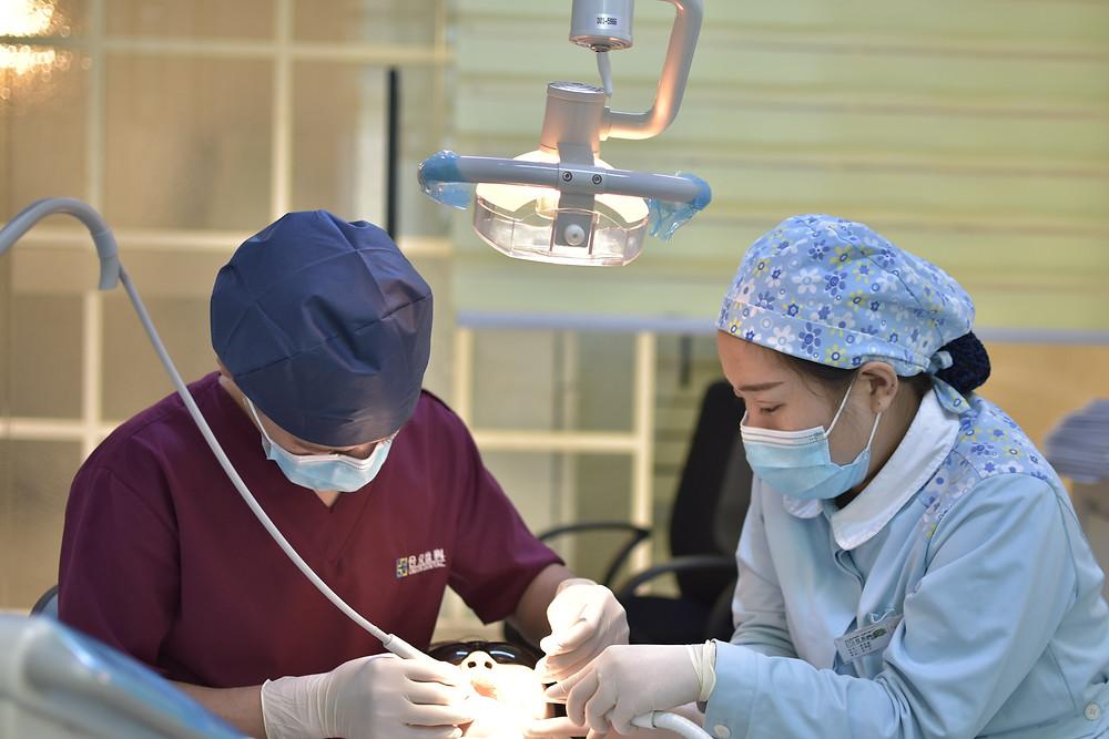 COVID-19 dental care