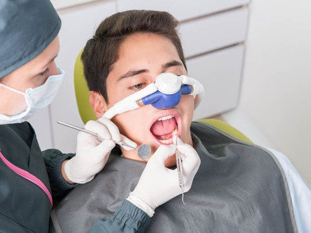 """It's Finally Here: """"Laughing Gas"""""""