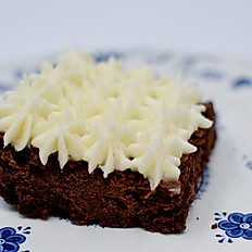 Brownie with Cream Cheese