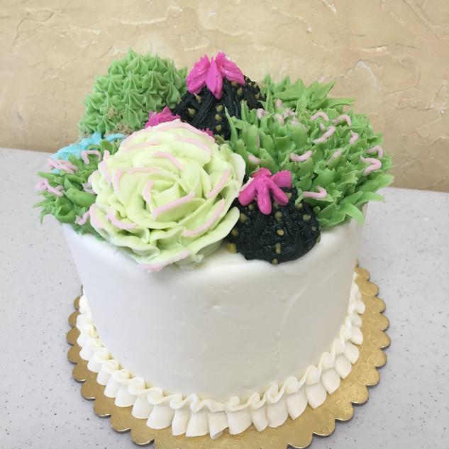 3D Flowers 9