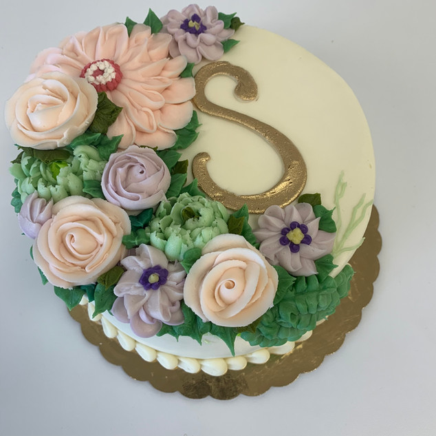 3D Flowers 5