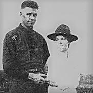 Walter & Alma Perdue Bronson
