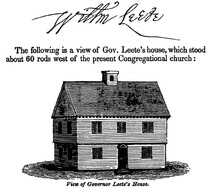 William Leete House