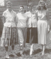 Rosie, Doris, Patty, & Marty
