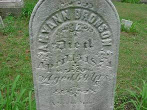 Amy Ann Bronson