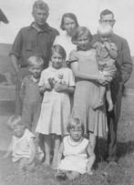 Harold Everett & Family