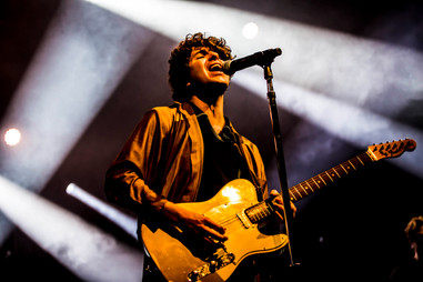 The Kooks - Melbourne - Photo By Lucinda Goodwin