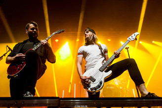 Tonight Alive - UK Tour 2016 - Photo By Ian Taylor