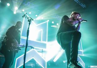 Mallory Knox - Homecoming Tour 2015 - Photo By Tim Kramer