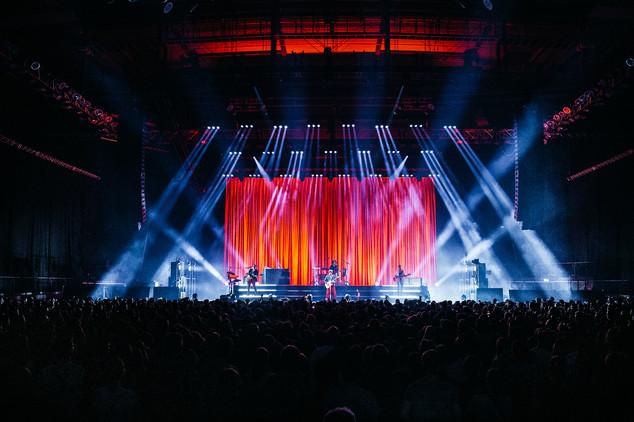 The Kooks - European Tour 2019 - Photo By Josh Halling
