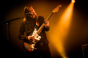 Band Of Skulls - Photo By Christophe Brysse
