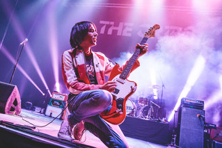 The Cribs - Leeds Arena - Photo By Danny Payne