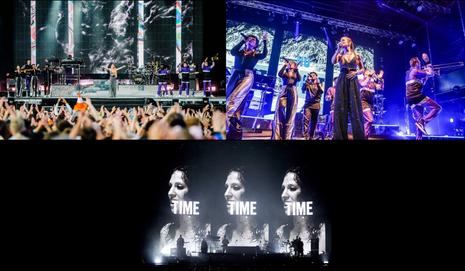 Jess Glynne UK/Euro Festivals 2017 - C/O Cassius Creative