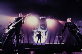 Creeper - UK Tour Dec 2017 - Photo By Ellie Mitchell