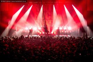 Skindred - UK Tour 2018 - Photo By Mark Latham