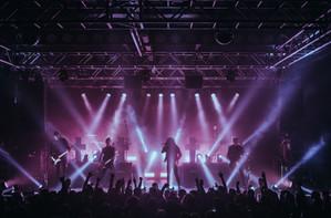 Creeper - UK Tour March 2017 - Photo By Jay Wennington