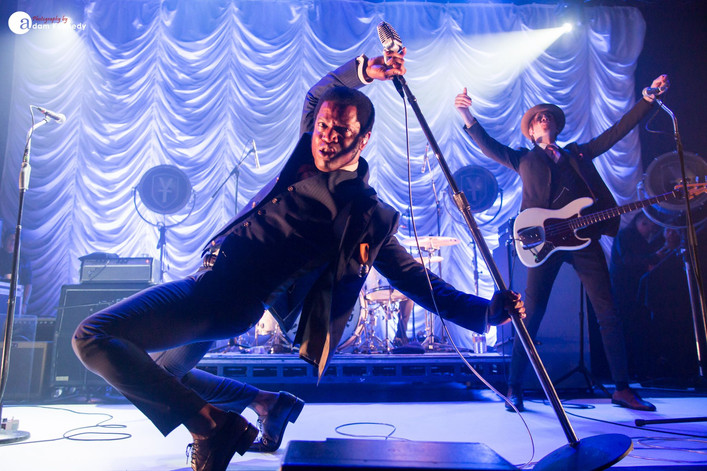 Vintage Trouble - Photo By Adam Kennedy