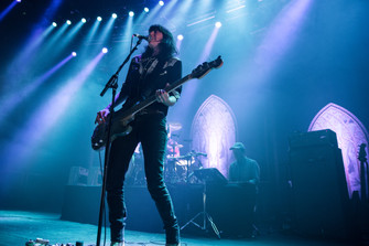 Band Of Skulls - UK/Euro Tour 2016 - Photo By Juliette Carton