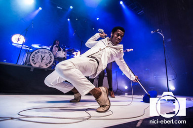 Vintage Trouble - Photo By Nici Eberl