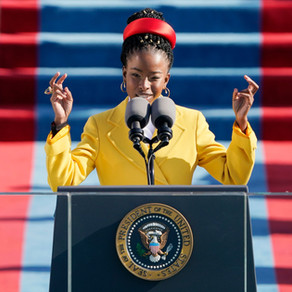 Poet as President by Robin Wright