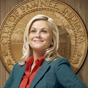 Love Letter to Leslie Knope by Hannah Kludy