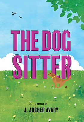 The Dog Sitter by J. Archer Avary