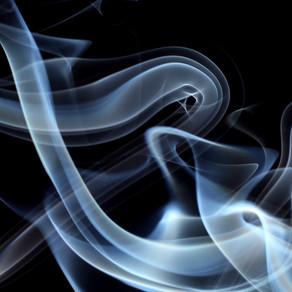Hands Worn to Smoke by Peach Delphine