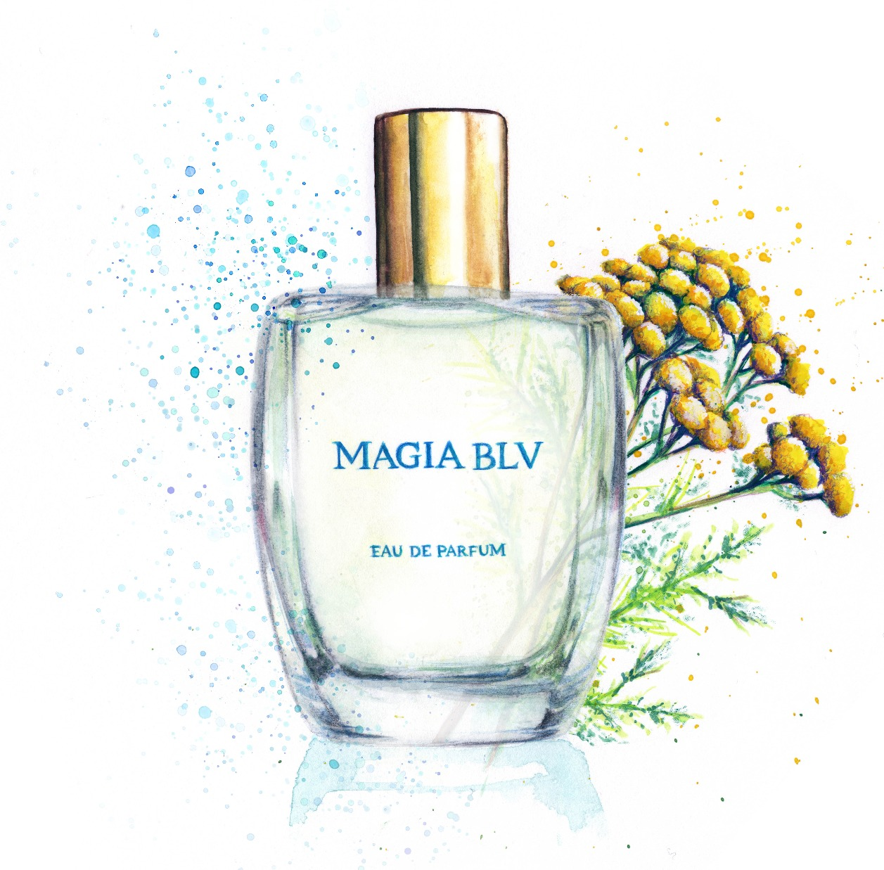Magia Blu Fragrance