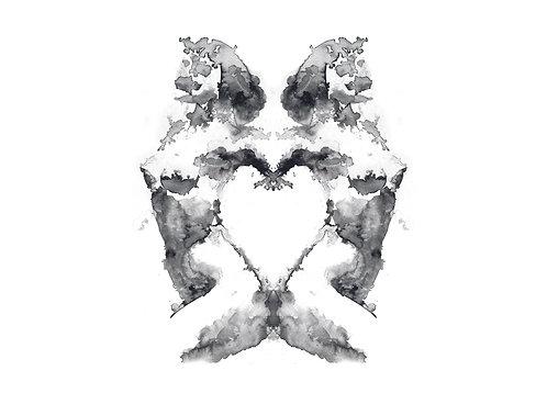 Femme V | print