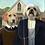 Thumbnail: ROYAL PET PORTRAIT 2 PETS | PRINT CANVAS