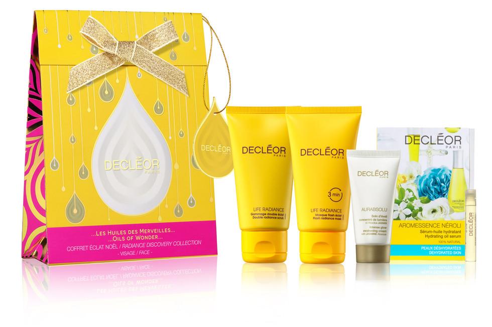 Decleor Christmas Packaging