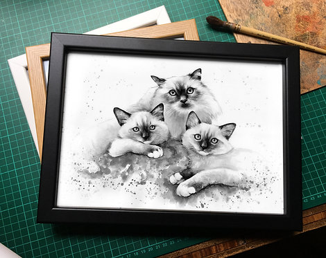 Frame for painting / prints