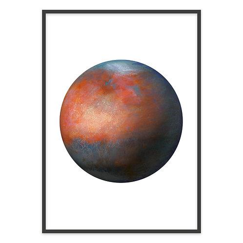 PLANET MARS | PRINT