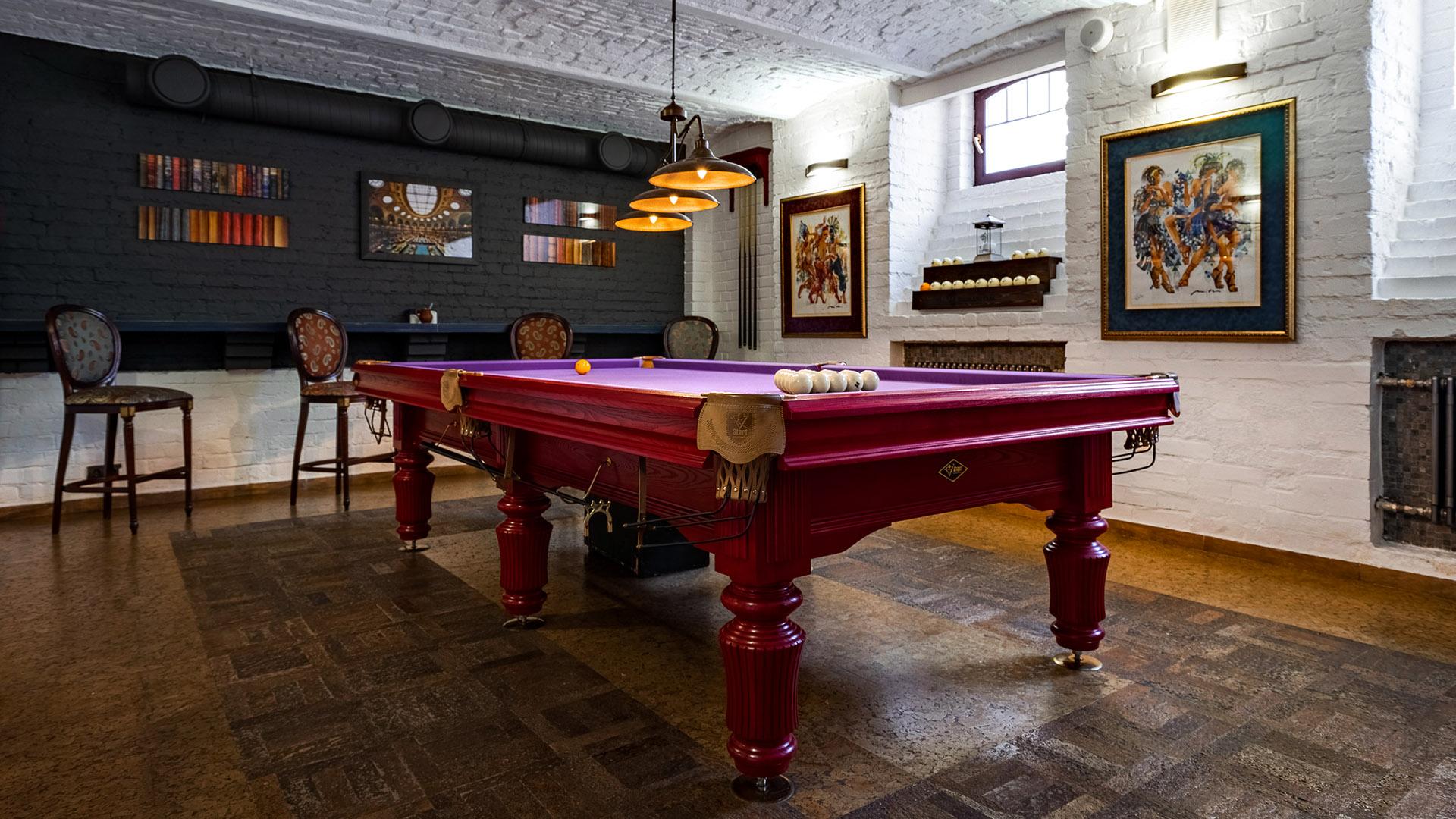 Фотосъемка интерьера Whisky Rooms